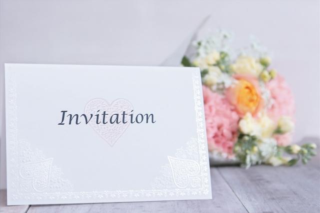 挙式・披露宴の招待客リストアップ